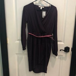 Forever 21 faux wrap dress